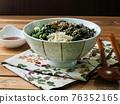 Bibimbap, Korean traditional food 76352165