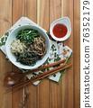 Bibimbap, Korean traditional food 76352179
