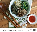 Bibimbap, Korean traditional food 76352181