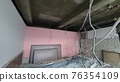 prestressed concrete, concrete, wall 76354109
