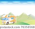 camper, camper van, campervan 76356568