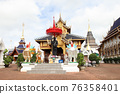 Sculpture, architecture and symbols of Buddhism 76358401