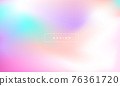 Pastel abstract gradient backgrounds. soft tender pink, blue, purple and orange gradients for app, web design, webpages, banners, greeting cards. vector illustration design 76361720