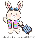 rabbit, animal, animals 76404017