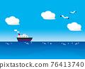 海 大海 海洋 76413740