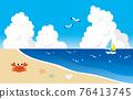 海 大海 海洋 76413745
