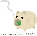 蚊香 避蚊劑 豬 76413748
