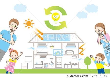 生態住宅 房 房屋 76426035