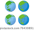earth, globe, world 76430891