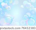 soap bubbles, soap bubble, vector 76432383