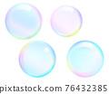 soap bubbles, soap bubble, vector 76432385