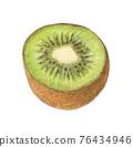 kiwifruit, kiwi, kiwis 76434946