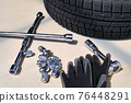 tire, tyre, studless tire 76448291