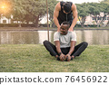 Sportsman outdoor exercise 76456922