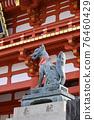 fushimi inari-taisha, tower gate, two-story gate 76460429
