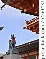 fushimi inari-taisha, tower gate, two-story gate 76460431
