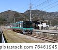 125 series trains on the Kakogawa Line 76461945