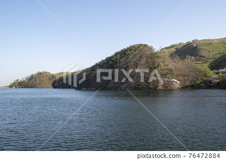 고풍저수지,서산시,충남 76472884