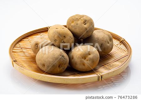 土豆 馬鈴薯 蔬菜 76473286