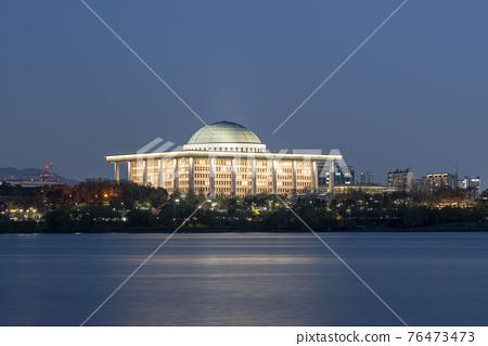 국회의사당,영등포구,한국 76473473