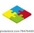 拼圖遊戲 76476400