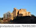 rome, world heritage, historic ruin 76490280