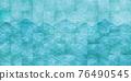海浪日本紙背景 76490545