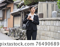 business woman, businesswoman, female 76490689