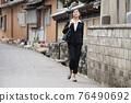 business woman, businesswoman, female 76490692