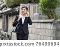 business woman, businesswoman, female 76490694