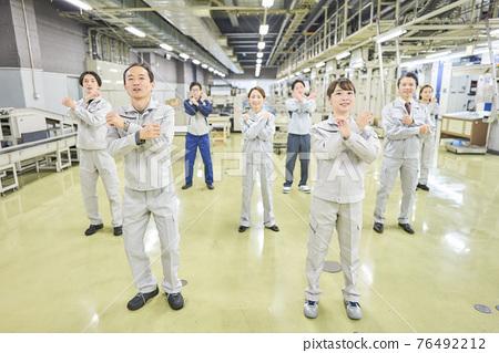 藍領工人 工人 作業員 76492212
