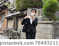 business woman, female, lady 76493211