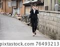 business woman, female, lady 76493213