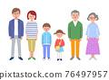3 세대 가족 76497957