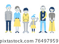 Third generation family 76497959