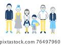 Third generation family 76497960
