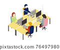 office, offices, countermeasure 76497980