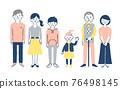 3 세대 가족 76498145