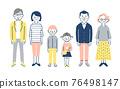 3 세대 가족 76498147