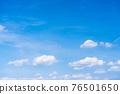 봄의 푸른 하늘 76501650