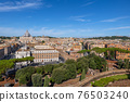 Rome Cityscape In Italy 76503240