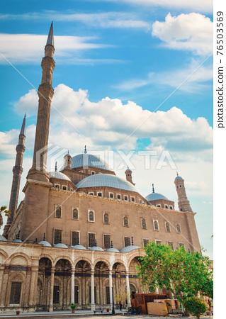 Muhammad Ali mosque 76503569