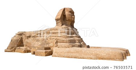 Great egyptian Sphinx 76503571