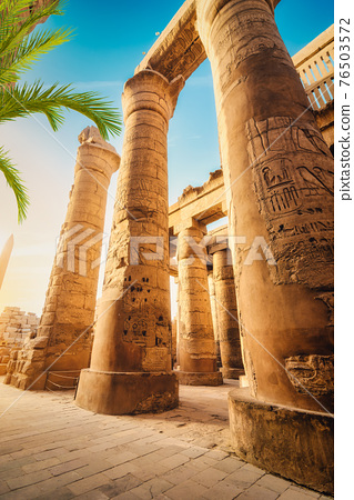 Great columns in Karnak 76503572