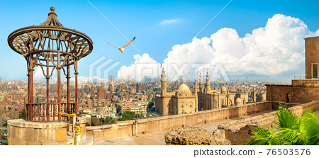 Cairo observation deck 76503576