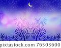 star festival, starry sky, tanabatdecorations 76503600