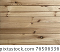 Brown wood texture empty template. Wall of old wooden plank boards. Material texture surface. 76506336