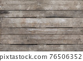 Grey old wood texture. Old dark wood template for business presentations. 76506352