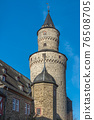 Witches Tower in Idstein, Taunus, Hesse, Germany 76508705