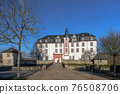Idstein castle, Hesse, Germany 76508706